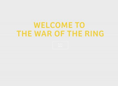 The Lord of the Rings Server - War of the Ring